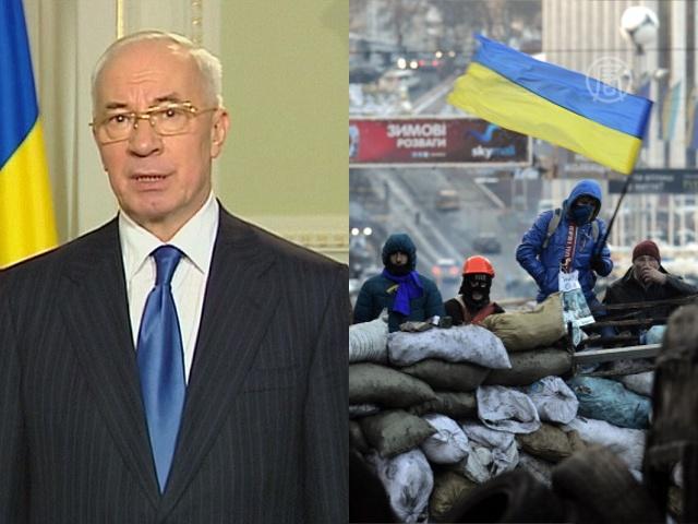 Протестующие на Майдане не намерены расходиться
