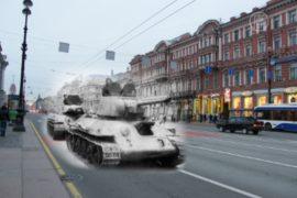 Петербуржцы отметили 70-летие снятия блокады