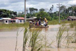 В Боливии введен режим ЧП из-за наводнений