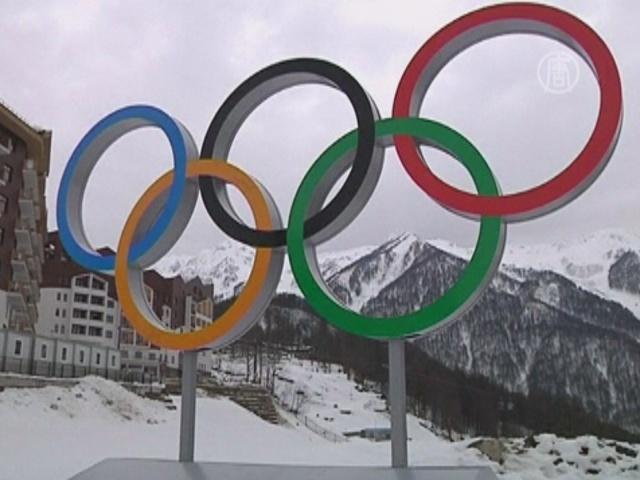 Олимпийская деревня в Сочи готова к Зимним играм