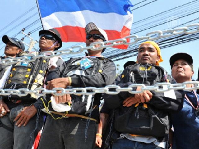 Новая атака на протестующих произошла в Бангкоке