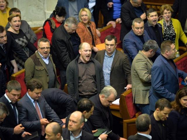 Оппозиция против принятого закона об амнистии