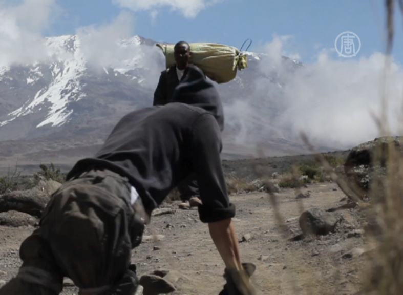 Покорить Килиманджаро на протезах