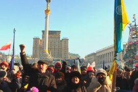 Майдан требует освободить заключенных активистов