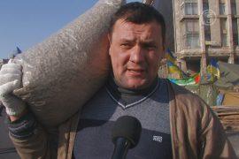 Майдан о решении Яценюка возглавить правительство