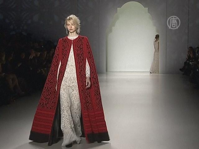 Мода: «Мавританская ночь» опустилась на Нью-Йорк