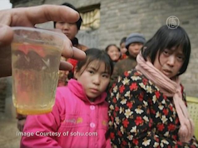 Чаще всего раком заболевают в Китае