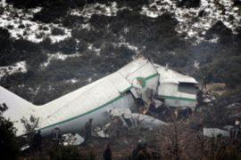 В Алжире – трёхдневный траур после авиакатастрофы