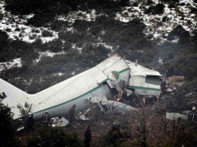 В Алжире — трёхдневный траур после авиакатастрофы