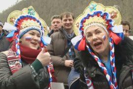 Зимняя Олимпиада диктует моду в Сочи