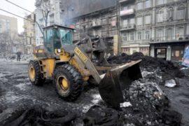 Киев: власти и оппозиция пошли на уступки