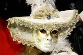 Венецианский карнавал открылся парадом гондол
