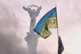 Без комментариев: внутри Майдана в среду