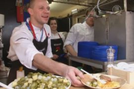 Дом Швейцарии в Сочи кормил сыром русских