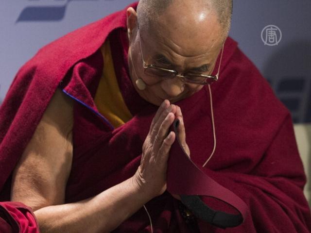 Далай-лама призывает людей сотрудничать