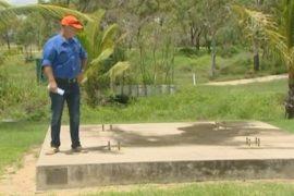 В Австралии украли гигантское манго