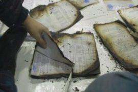 Секретные документы Межигорья изучают журналисты