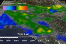За засухой в Калифорнии будут следить из космоса