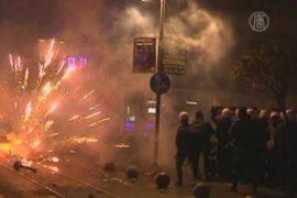В Турции разгорелись антикоррупционные протесты