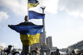 Украинский Евромайдан вдохновил китайцев