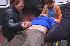 Двое погибли в столкновениях в Крыму