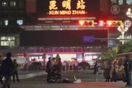 Уйгуры говорят о давлении после «резни» в Куньмине