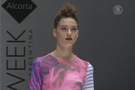 Наряды непрофессионалов показали на Неделе моды