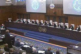 Сербия и Хорватия судятся по вопросу войны
