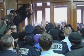 В Донецке и Одессе штурмовали облсоветы