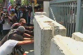 В Таиланде заблокировали акцизный департамент