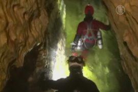В Чили нашли 20 древнейших подземных пещер