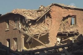 В Германии обрушился жилой дом
