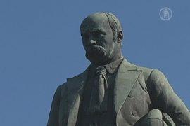 В Украине отмечают 200-летие Шевченко