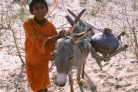 Дети в Пакистане умирают от засухи