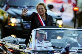 Чилийцы встречают нового президента с надеждой