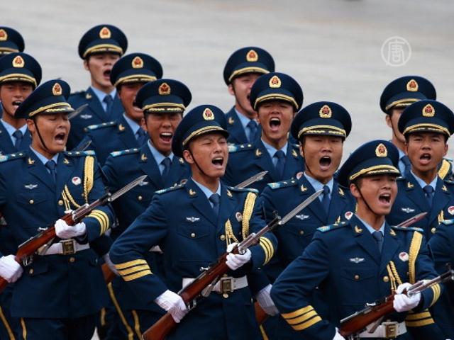 Компартия Китая снова увеличила расходы на армию