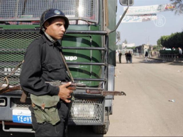 Египет: атакован автобус с военными