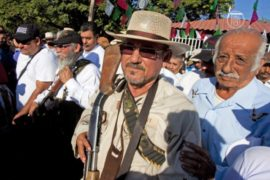 В Мексике за убийство арестовали лидера вигилантов