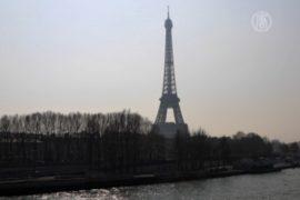 Ранняя весна вызвала смог в Париже