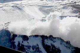 Чилийцы встревожены активностью вулкана Копауэ