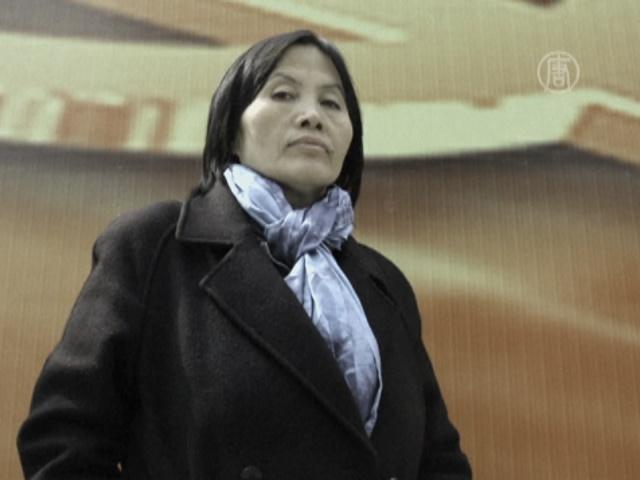 КНР: призыв расследовать смерть активистки