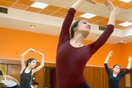 Есть ли балет в Ираке?