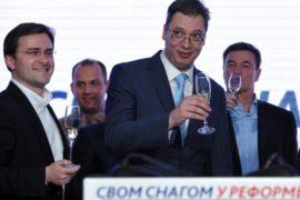 Выборы в парламент Сербии выиграла правящая партия