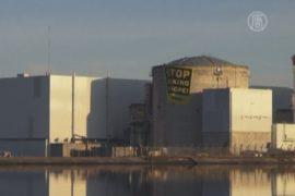 Активисты «Гринпис» пробрались на АЭС