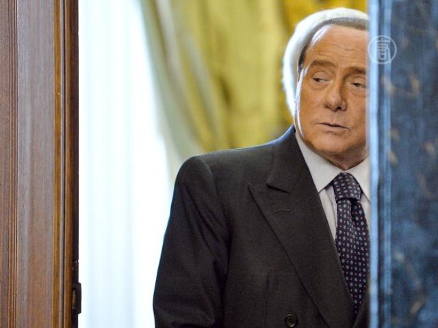 Суд подтвердил приговор для Берлускони