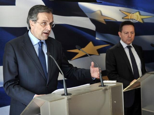 Греция достигла соглашения с «тройкой» кредиторов