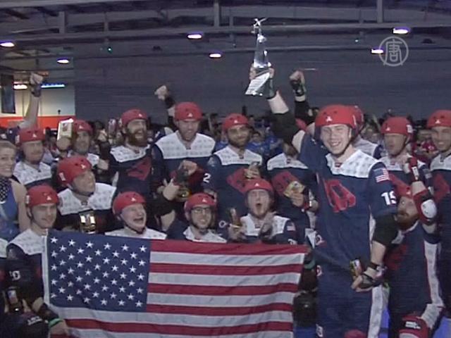 Кубок мира по роллер-дерби завоевали американцы