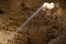 Скалолазы покорили одну из крупнейших пещер мира