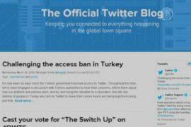 Twitter оспорит в судах Турции блокировку ресурса