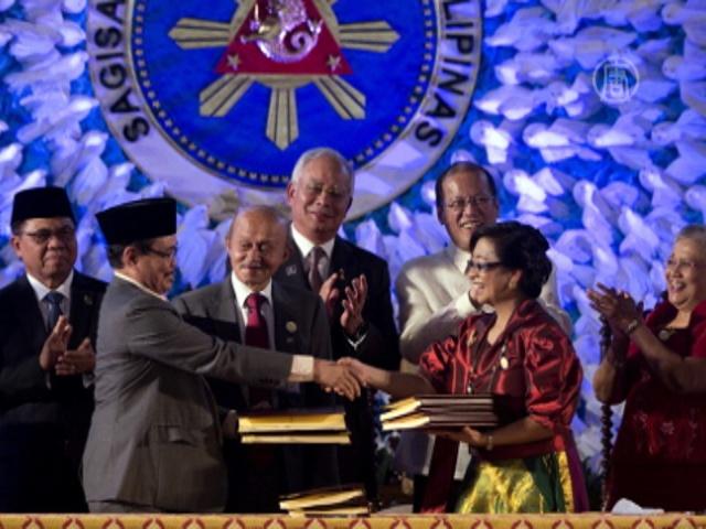На Филиппинах власти и повстанцы пришли к миру